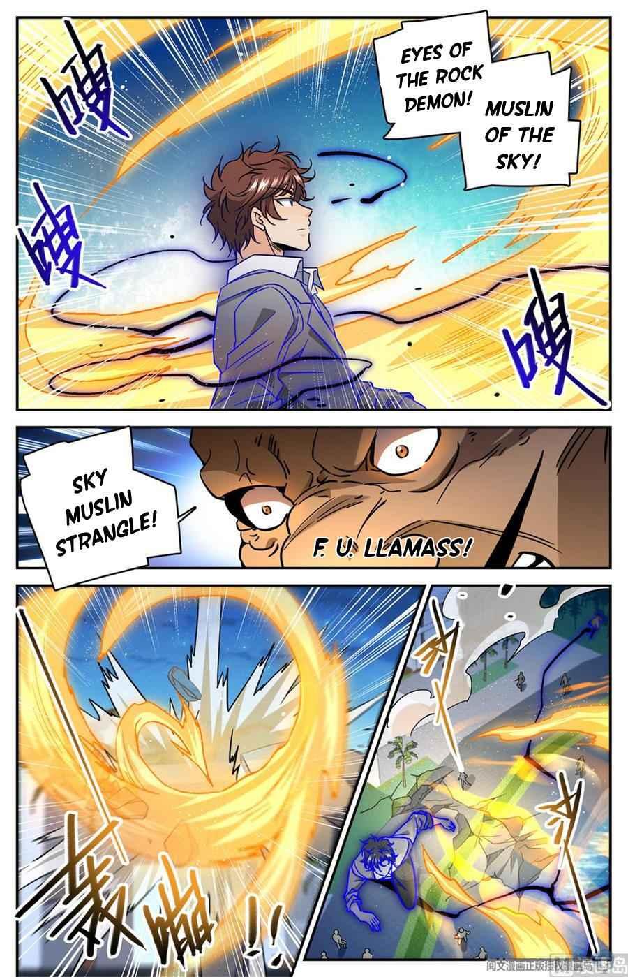 Versatile Mage - chapter 626-eng-li