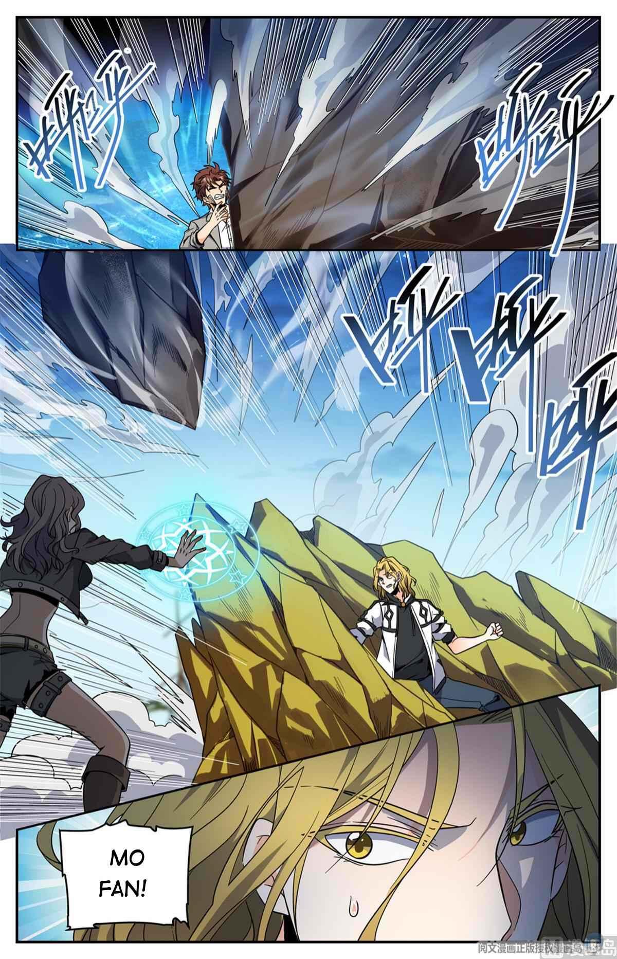 Versatile Mage - chapter 629-eng-li
