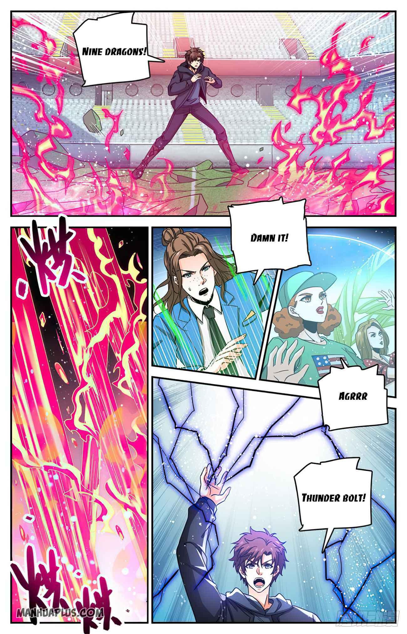 Versatile Mage - chapter 634-eng-li