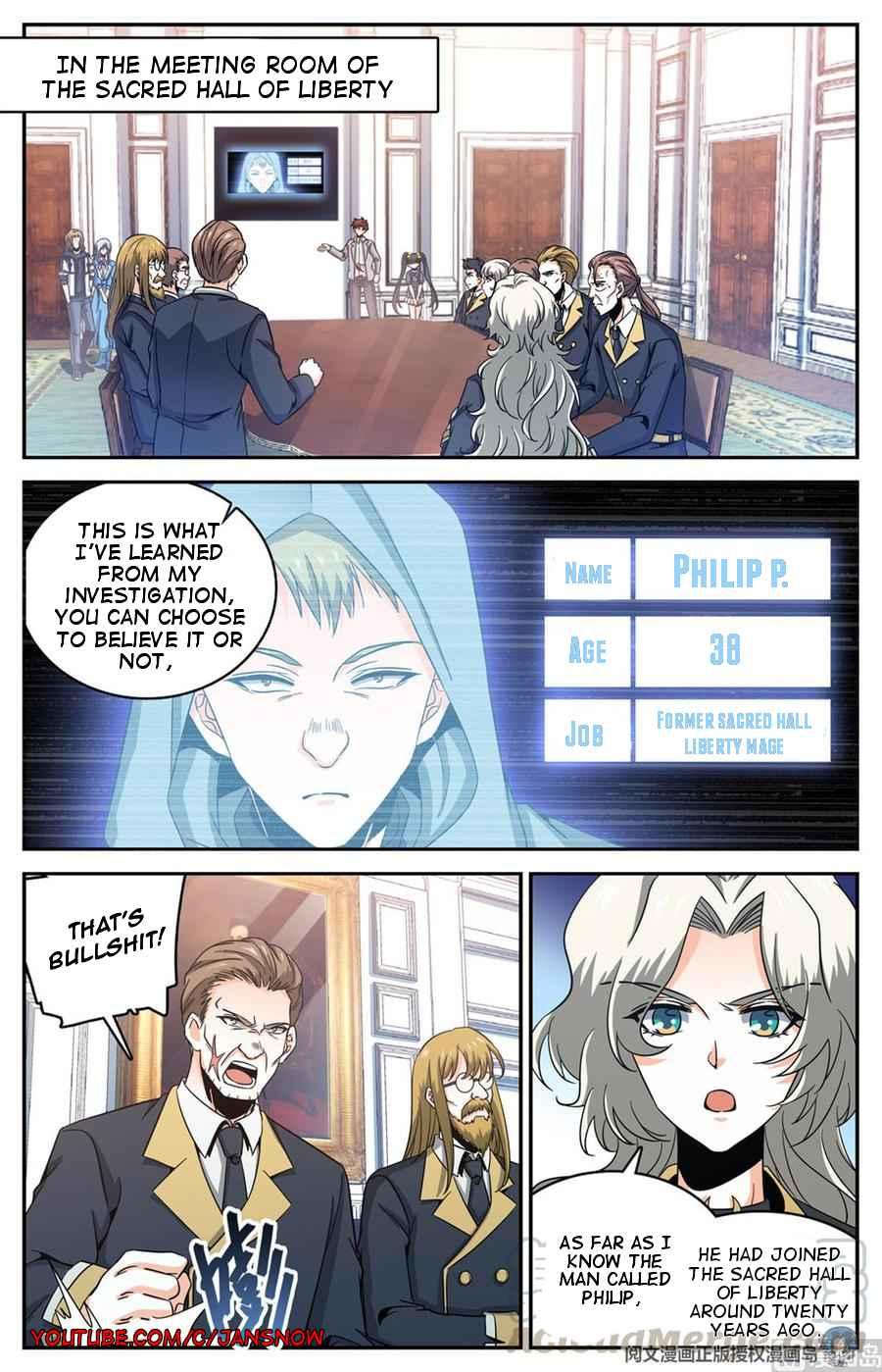 Versatile Mage - chapter 638-eng-li