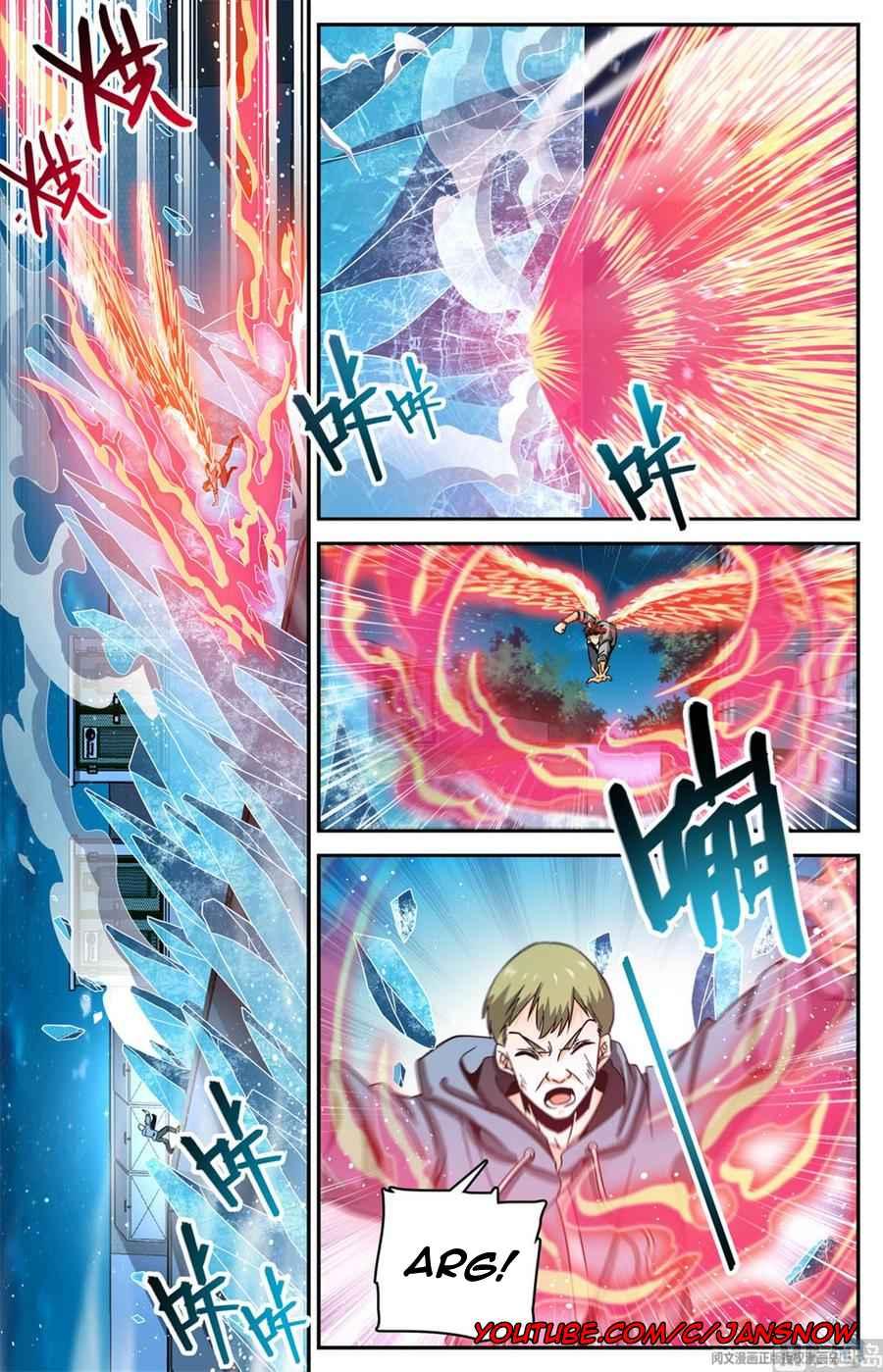 Versatile Mage - chapter 640-eng-li