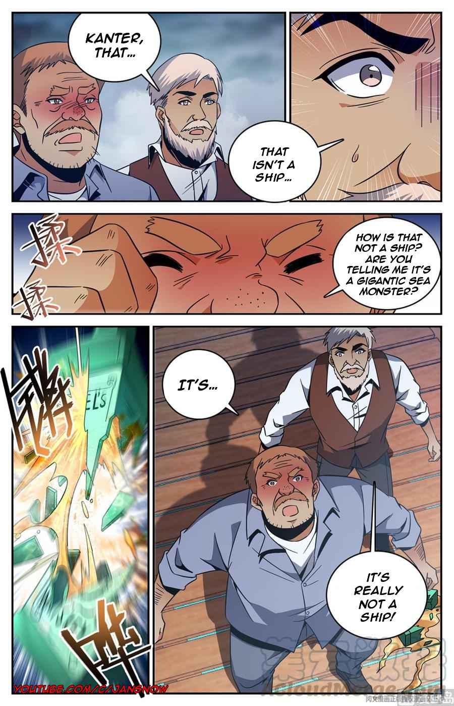 Versatile Mage - chapter 642-eng-li