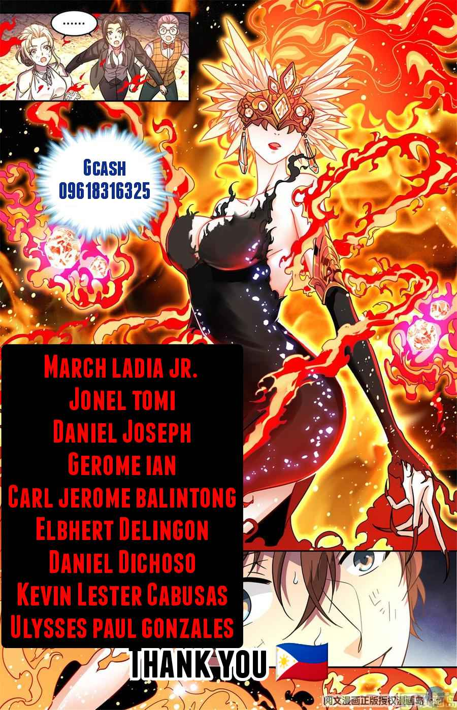 Versatile Mage - chapter 646-eng-li