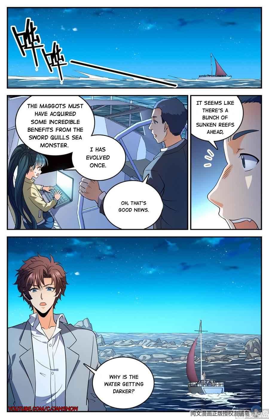 Versatile Mage - chapter 648-eng-li