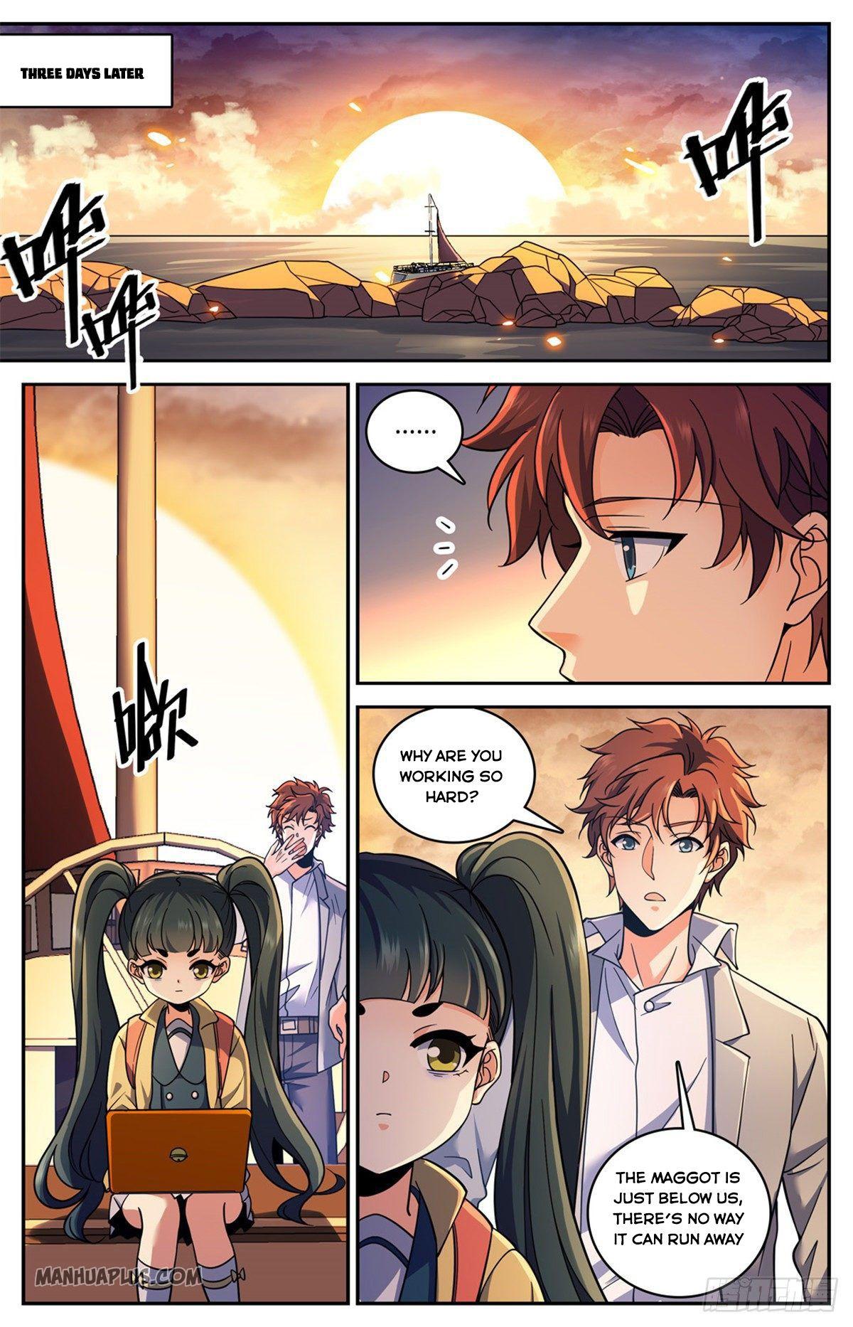 Versatile Mage - chapter 652-eng-li