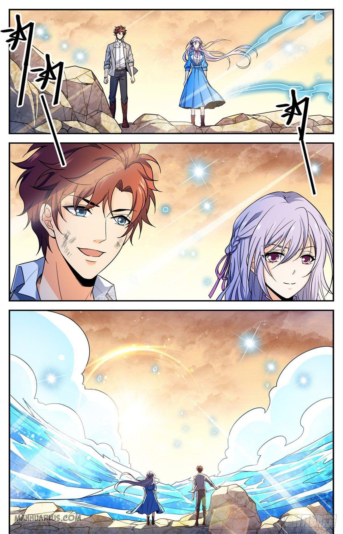 Versatile Mage - chapter 653-eng-li