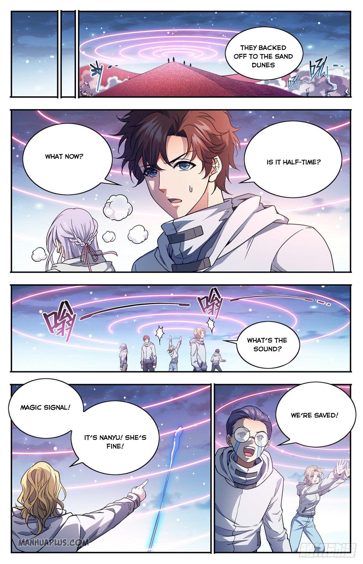 Versatile Mage - chapter 659-eng-li