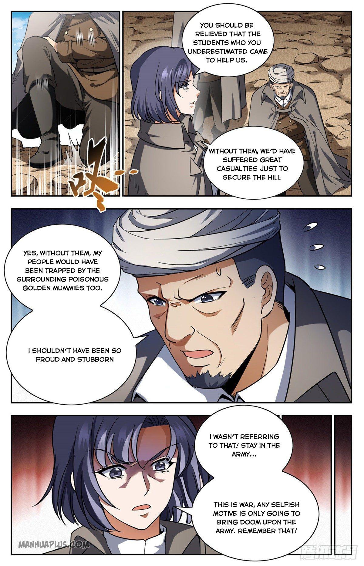 Versatile Mage - chapter 665-eng-li