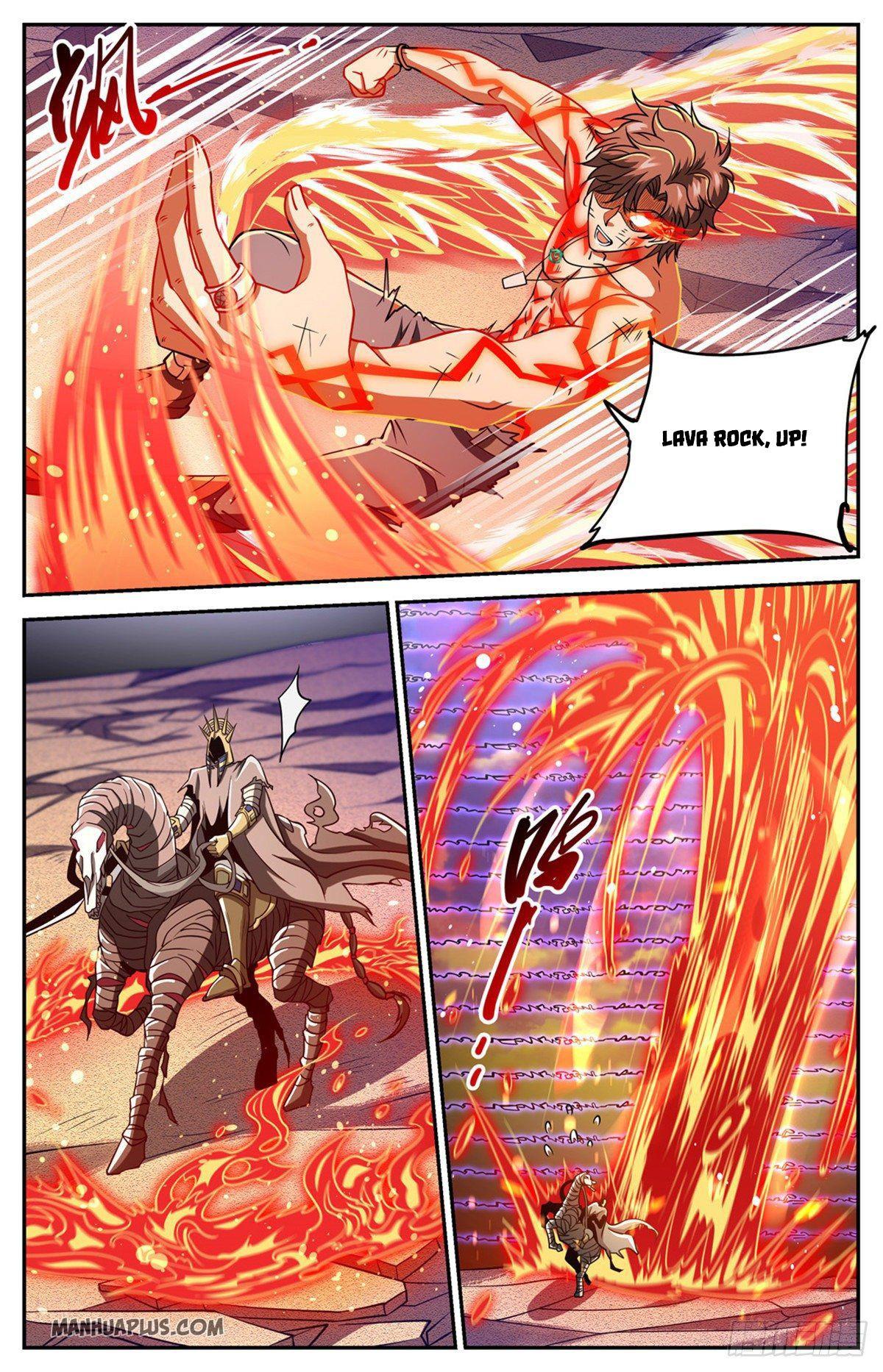 Versatile Mage - chapter 669-eng-li