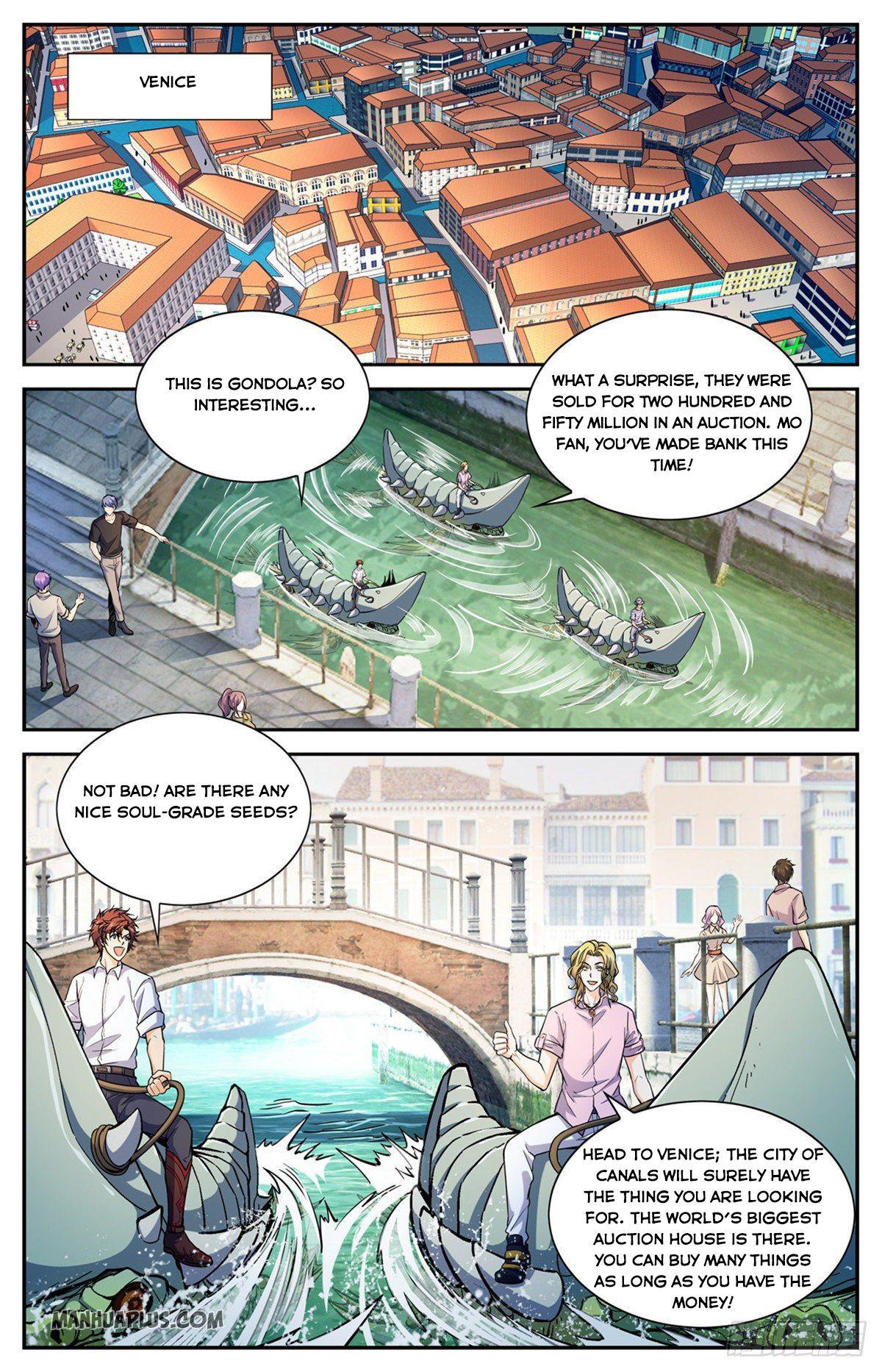 Versatile Mage - chapter 671-eng-li
