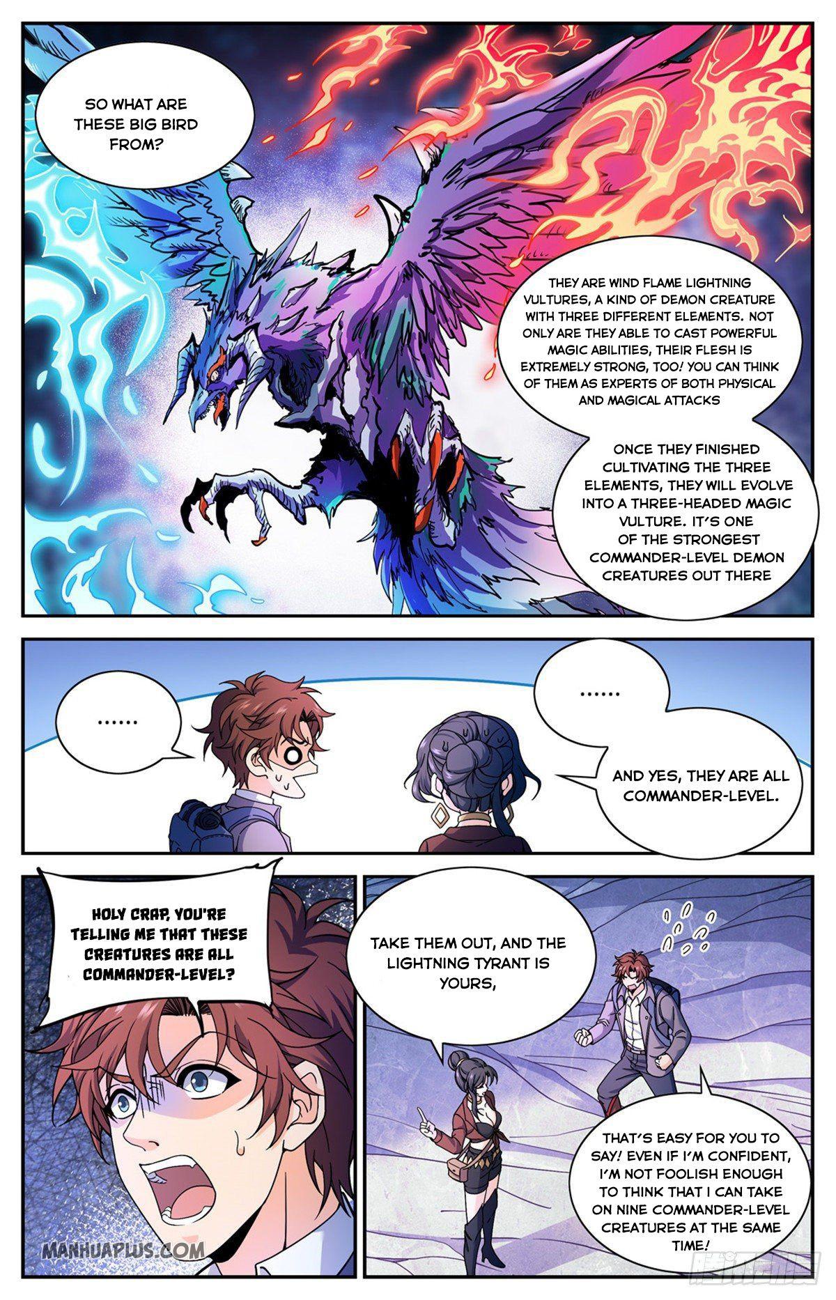 Versatile Mage - chapter 674-eng-li