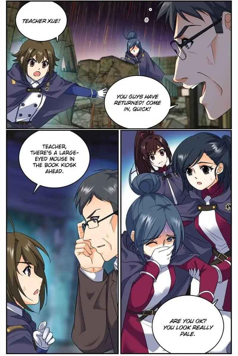 Versatile Mage - chapter 75-eng-li
