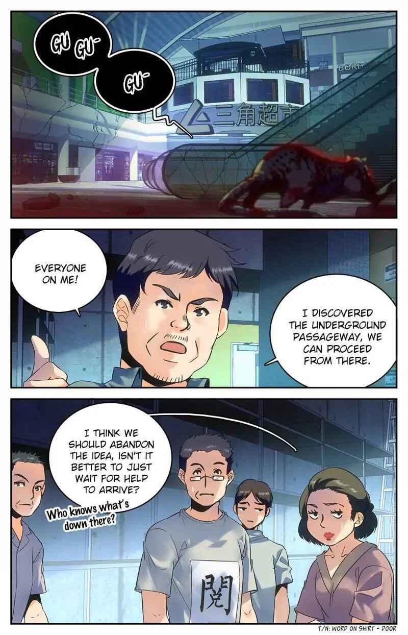 Versatile Mage - chapter 89-eng-li