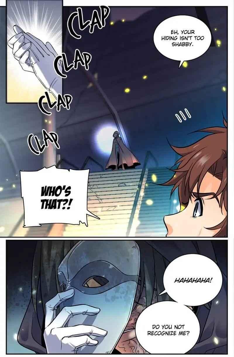 Versatile Mage - chapter 91-eng-li