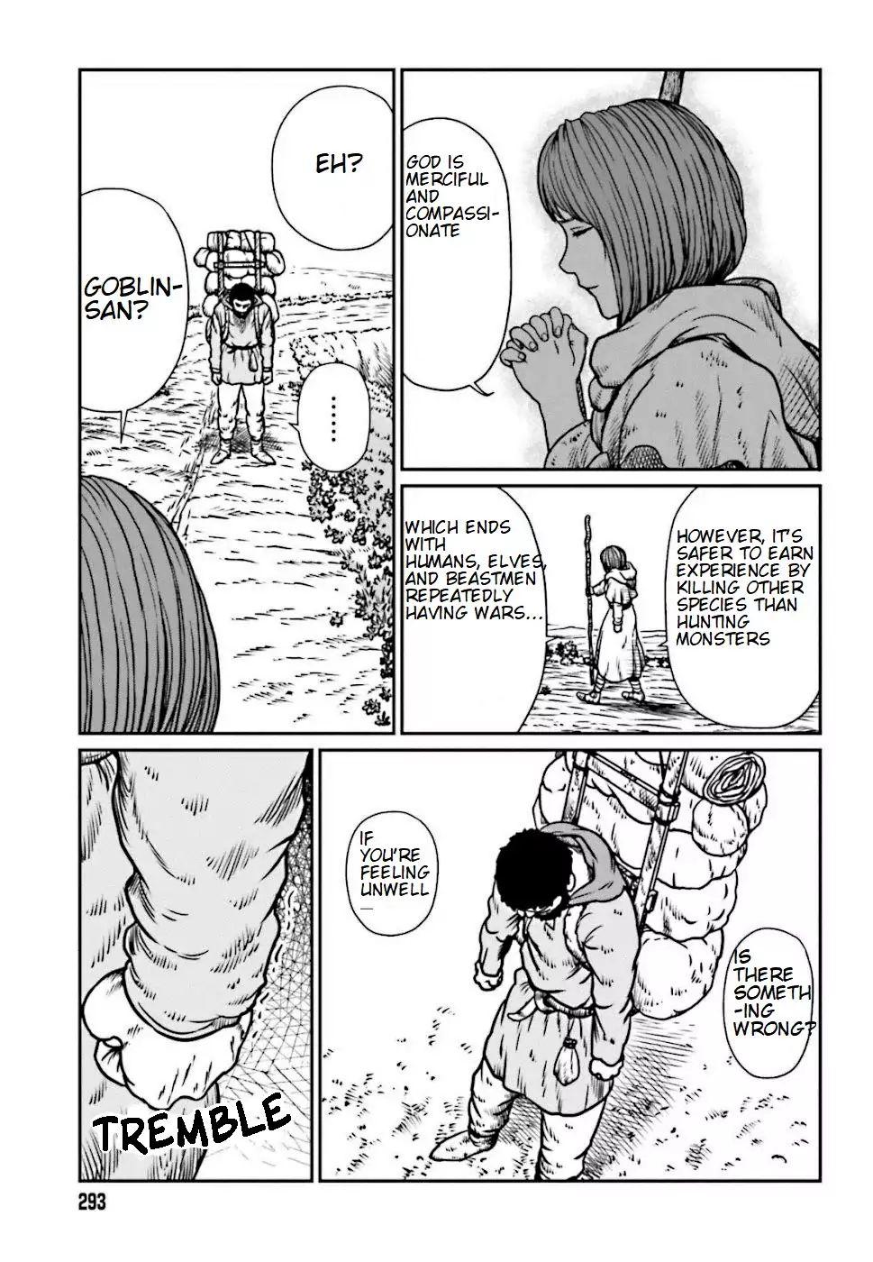 Yajin Tensei: Karate Survivor In Another World - chapter 6-eng-li