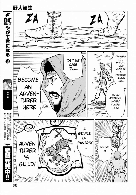 Yajin Tensei: Karate Survivor In Another World - chapter 7-eng-li