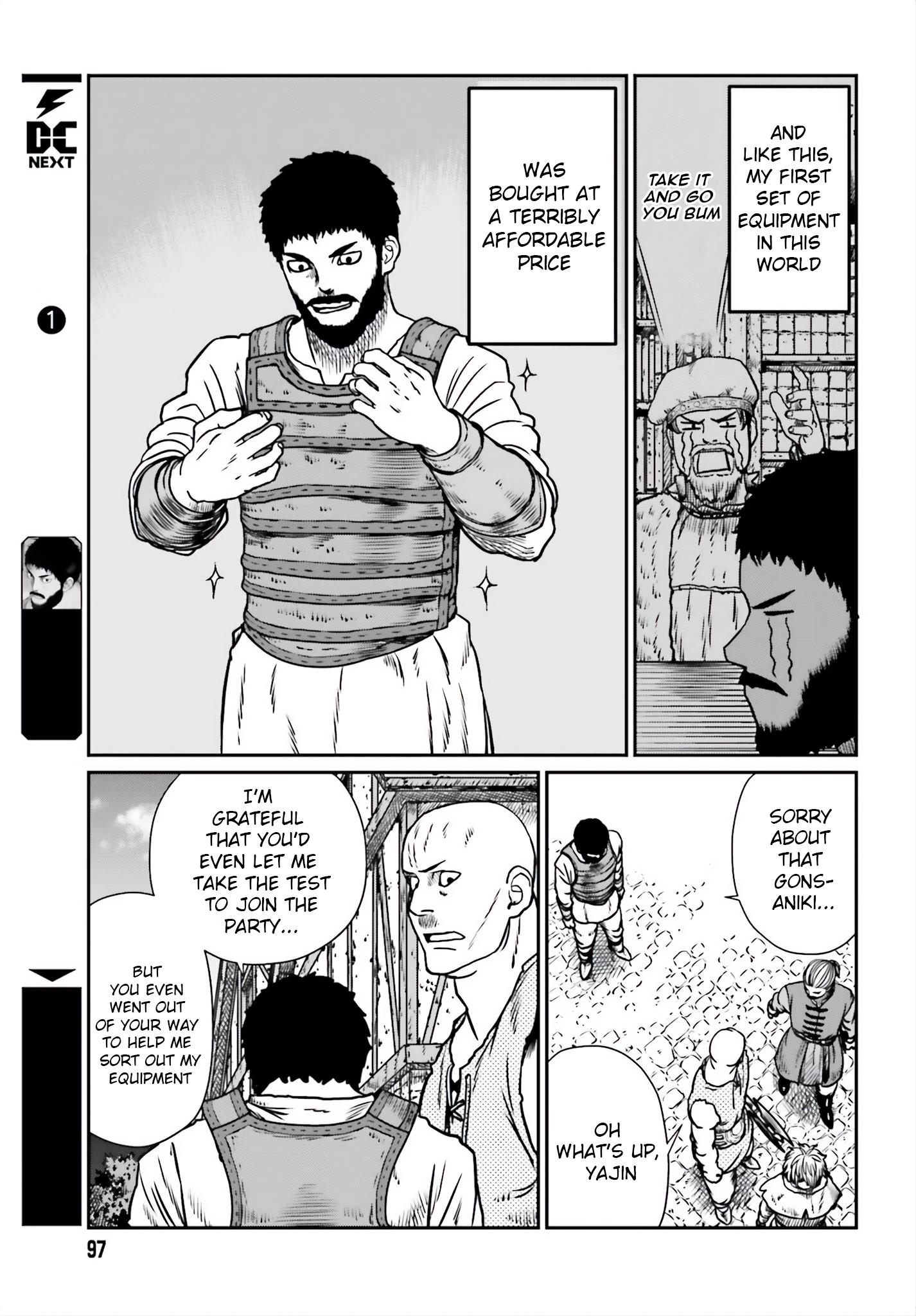 Yajin Tensei: Karate Survivor In Another World - chapter 8-eng-li